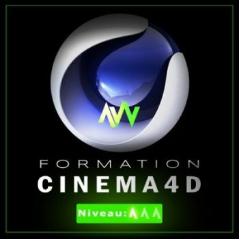 Formation CINEMA 4D