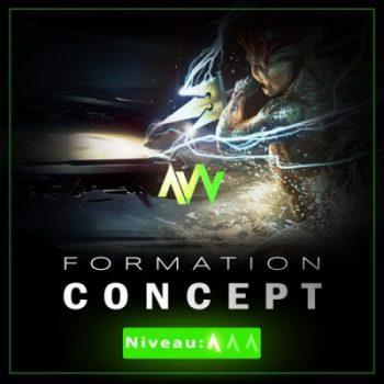 Formation CONCEPT-DESIGN