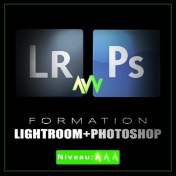 Formation LIGHTROOM PHOTOSHOP