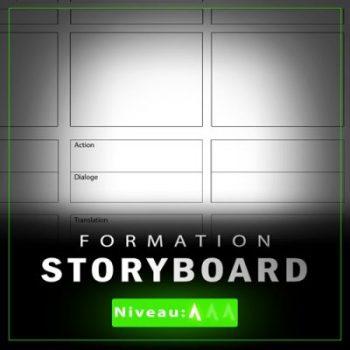 Formation STORYBOARD