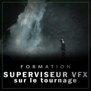 Formation Superviseur VFX