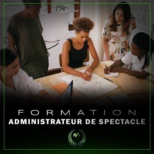 Formation ADMINISTRATEUR DE SPECTACLE - EVENEMENTIEL