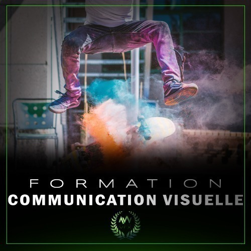 Formation COMMUNICATION VISUELLE - EVENEMENTIEL