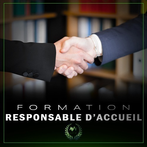 Formation RESPONSABLE D'ACCUEIL / BILLETERIE - EVENEMENTIEL